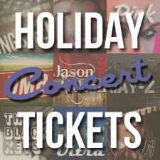 Holiday Concert Tickets