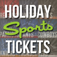 Holiday Sports Tickets