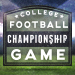 College Football Playoffs Tickets