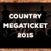 Country Megaticket Tickets