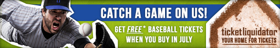 Catch A Game On Us! Win Free Baseball Tickets